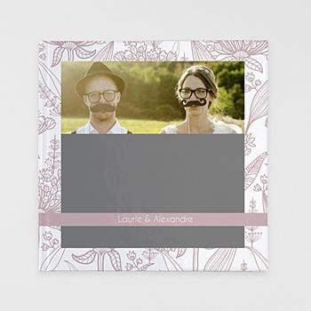 Fotobücher Quadratisch 30 x 30 cm - Mariage Royal - 0