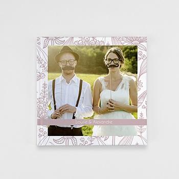 Fotobücher Quadratisch 20 x 20 cm - Mariage Royal - 0