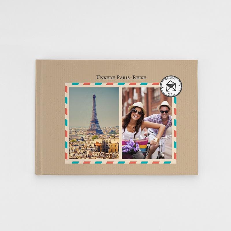 Panorama Fotobücher A5 Querformat Europareise