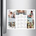 Kalender Jahresplaner Fotoserie Family pas cher