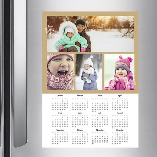 Jahresplaner - Ferien in Blau 36352 preview
