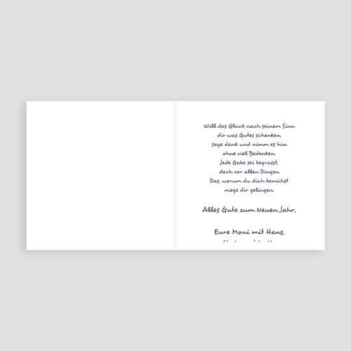 Weihnachtskarten - Erlesene Grüsse 3641 test