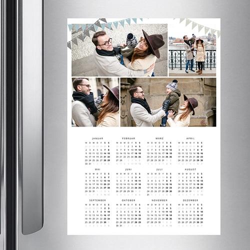 Kalender Jahresplaner Geschenke -A3 pas cher