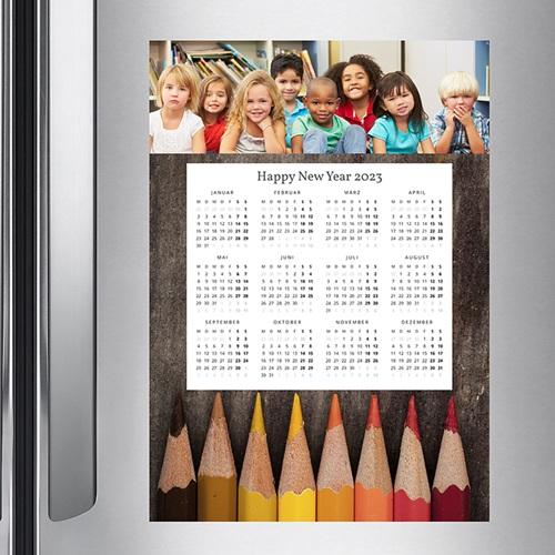 Fotokalender Klassenzeit pas cher