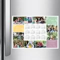 Jahresplaner Das ganz Jahr in Bildern pas cher