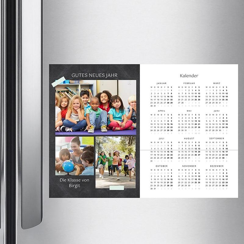 Fotokalender Kindergarten pas cher