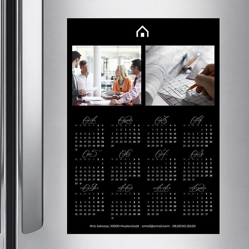 Kalender fur Firmen Pro Foto pas cher