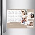 Kalender Jahresplaner Familienfotos A 3 pas cher
