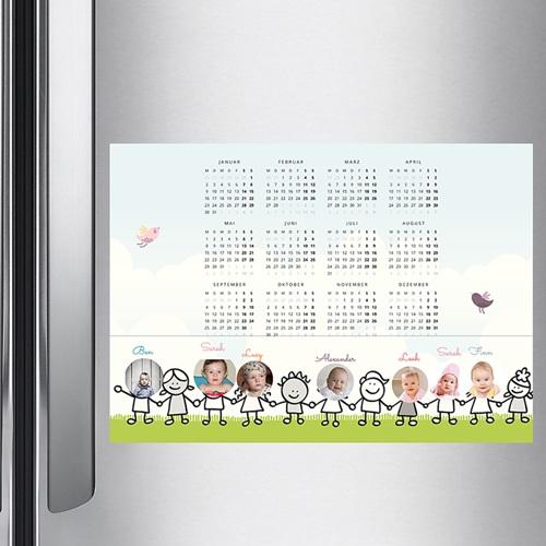 Werbekalender  - Kinder 36481 test