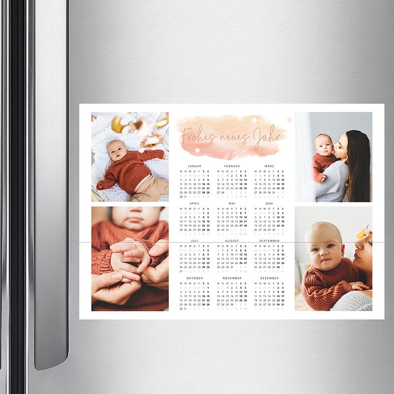 Kalender Jahresplaner Weihnachtsstimmung pas cher