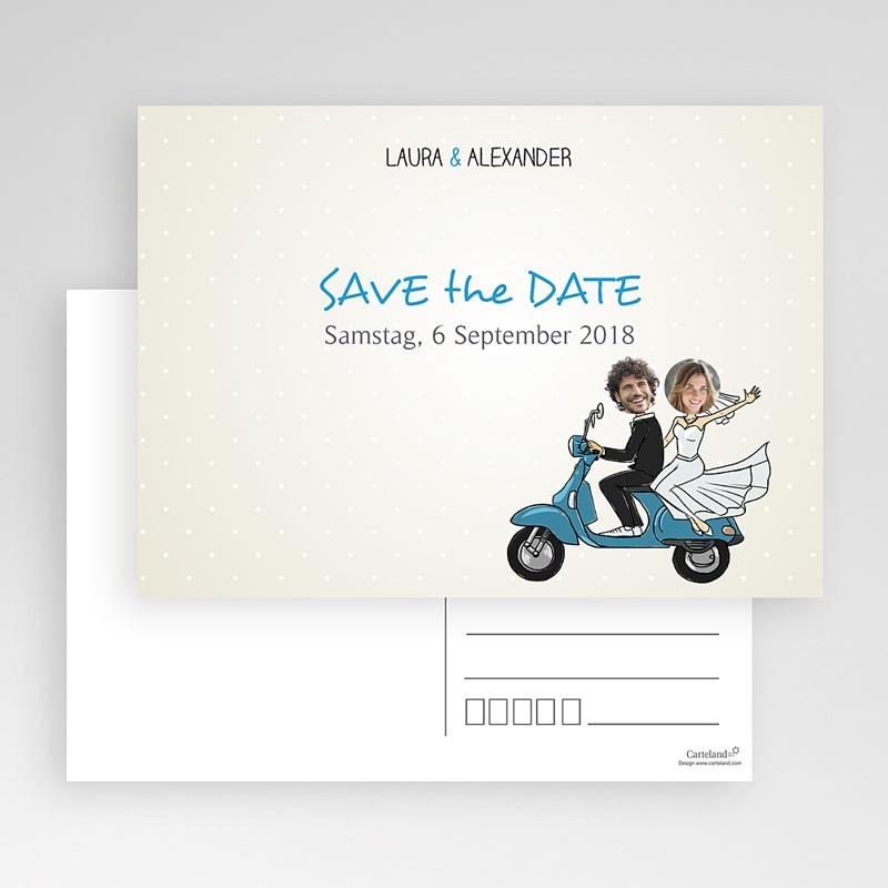 Save The Date  - Vespa 36571 thumb