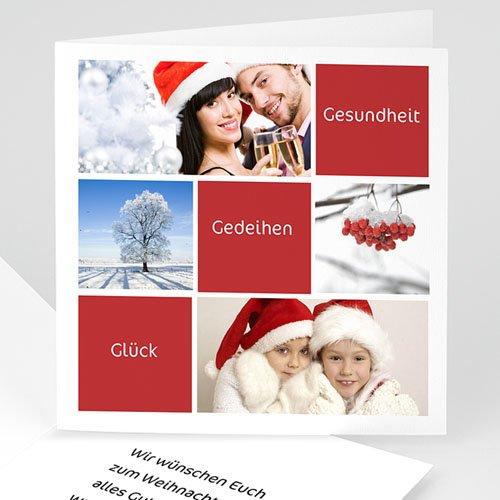 Weihnachtskarten - Sternanis 3664