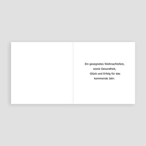 Weihnachtskarten - Beste Wünsche 3669 preview