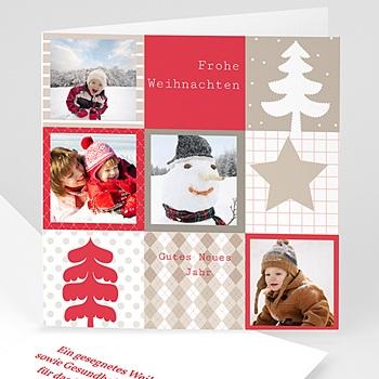 Weihnachtskarten - Weihnachtskarte - 1