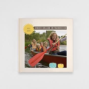Fotobücher Quadratisch 20 x 20 cm - Globetrotter - 0