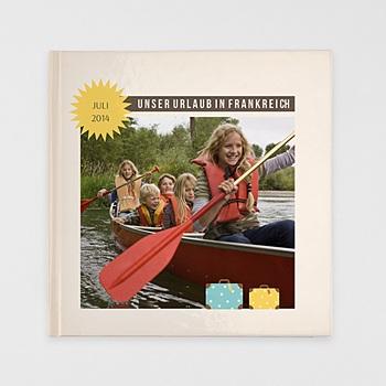 Fotobücher Quadratisch 30 x 30 cm - Globetrotter - 0