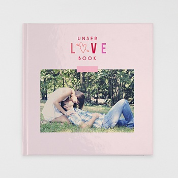 Fotobücher Quadratisch 30 x 30 cm - Love - 0