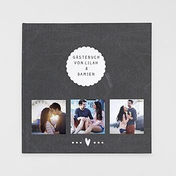 Fotobücher Quadratisch 30 x 30 cm - Tafelkreide - 0