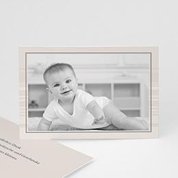 Danksagungskarten Geburt Luca