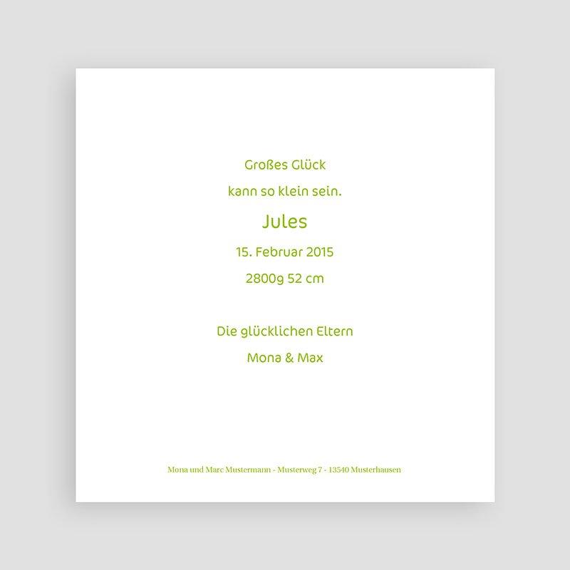Geburtskarten für Mädchen Noe pas cher