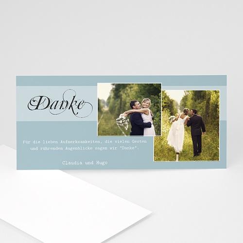 Danksagungskarten Hochzeit  Anis