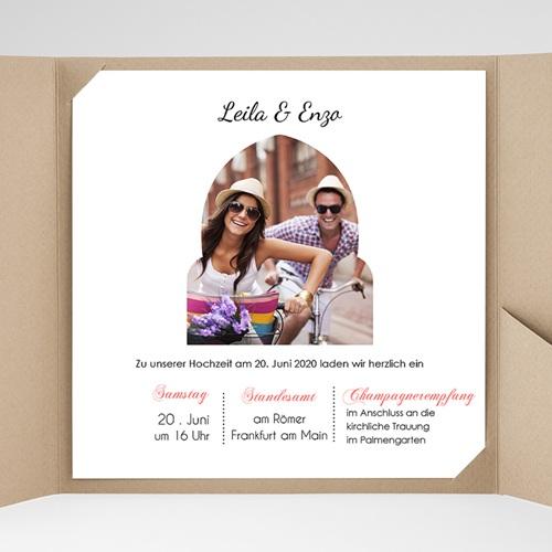 Hochzeitskarten Quadratisch - 1001 Nacht 37448 preview