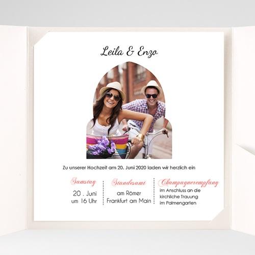 Hochzeitskarten Quadratisch - 1001 Nacht 37449 preview
