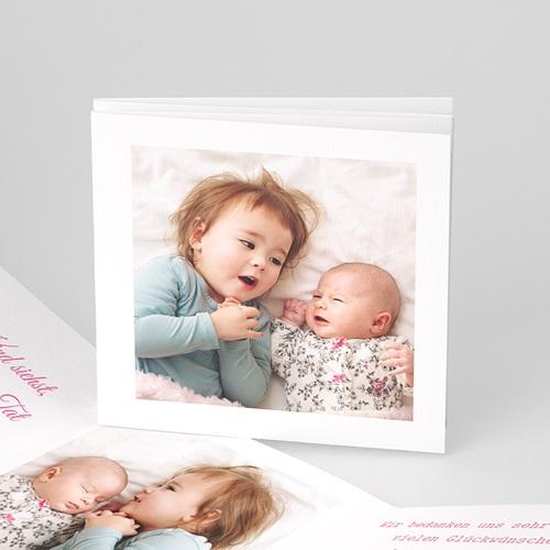 Geburtskarten selbst gestalten  - Leon