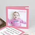 Geburtskarten für Mädchen - Leporello 3756 thumb