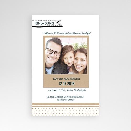 Hochzeitskarten Querformat - Ins Detail 37595 test