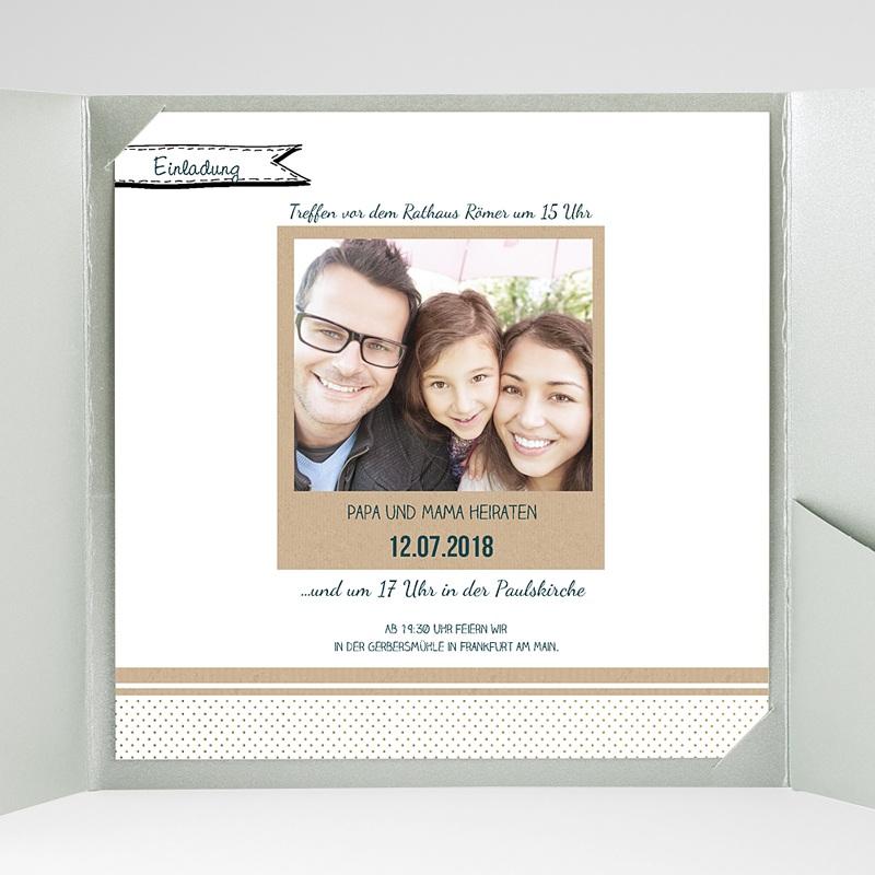 Hochzeitskarten Quadratisch Detailverliebt gratuit