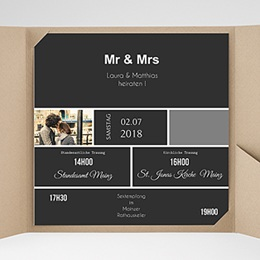 Mr & Mrs - 0