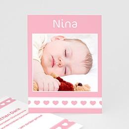Babykarte Nina - 1