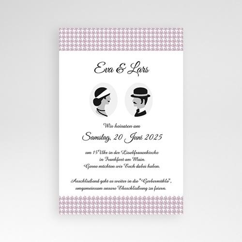 Hochzeitskarten Querformat - Frisch getraut 37871 preview
