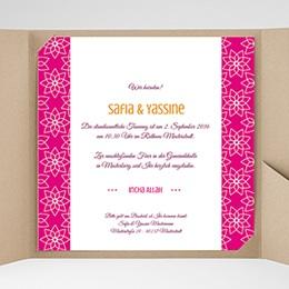 Hochzeitskarten Quadratisch - Tamana - 0