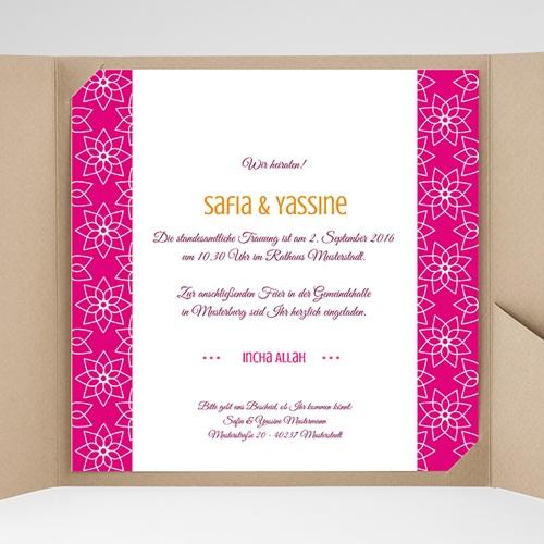 Hochzeitskarten Quadratisch - Tamana 37880 test
