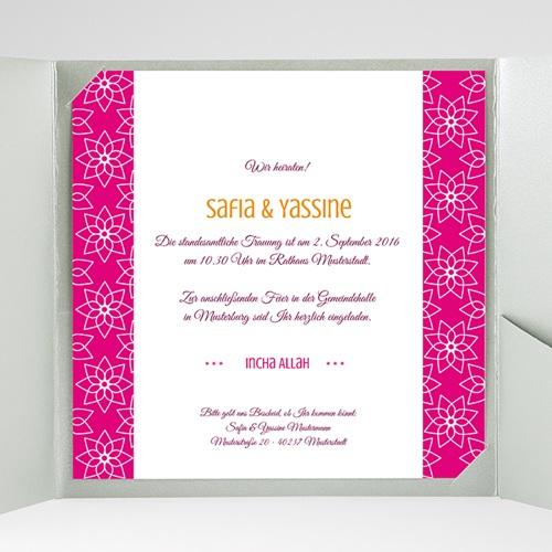 Hochzeitskarten Quadratisch - Tamana 37882 test