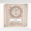 Hochzeitskarten Quadratisch - Landhochzeit 38074 test