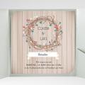 Hochzeitskarten Quadratisch - Landhochzeit 38075 test