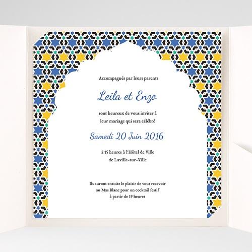Hochzeitskarten Quadratisch - Lea 38122 preview