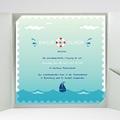 Hochzeitskarten Quadratisch An Bord gratuit