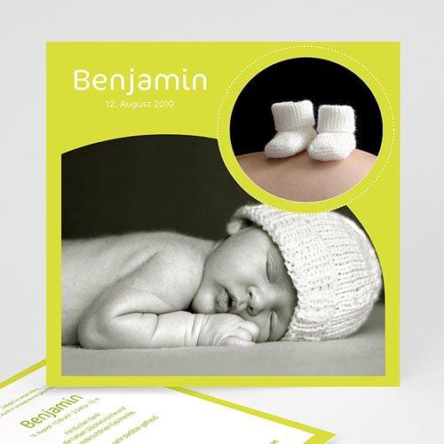 Geburtskarten für Mädchen - Harmonie 3828 test