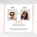 Hochzeitskarten Quadratisch - Love 38338 test