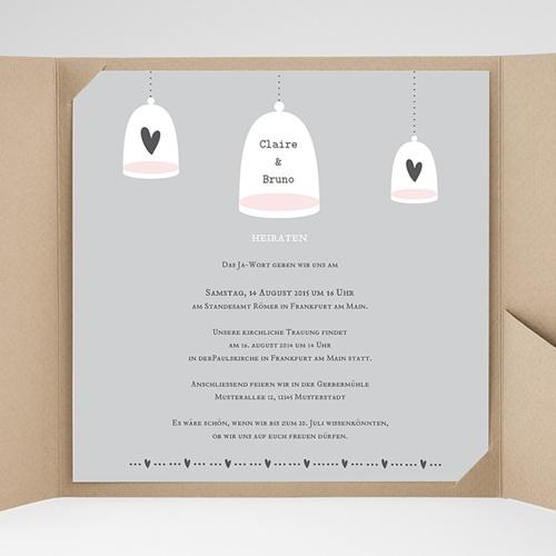 Hochzeitskarten Quadratisch - Malta 38373 preview