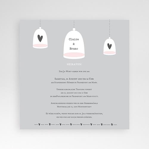 Hochzeitskarten Quadratisch - Malta 38376 test