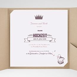 Karten Hochzeit Zarte Töne