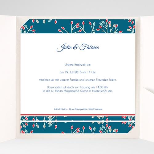 Hochzeitskarten Quadratisch - Aubusson 38442 preview