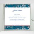 Hochzeitskarten Quadratisch - Aubusson 38443 test