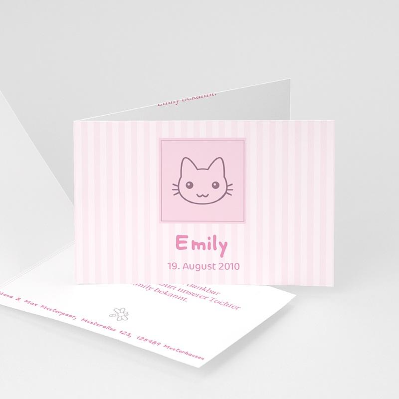 Geburtskarten für Mädchen Louise