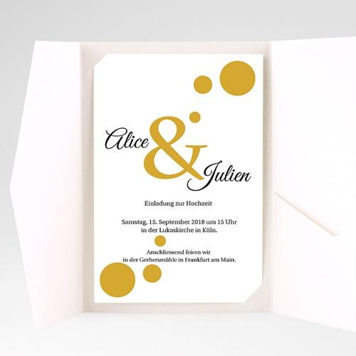 Hochzeitskarten Querformat - Bunt gemischt 38526 preview